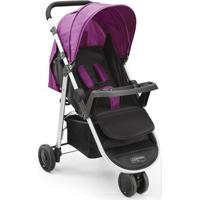 Carrinho De Passeio - Triciclo - Agile - Bordo - Multikids Baby