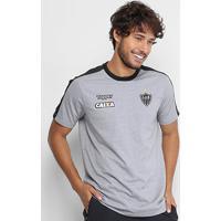 Camisa Atlético-Mg Concentração Atleta Topper Masculina - Masculino
