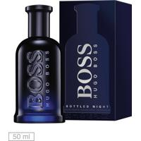 Perfume Boss Bottled Night Hugo Boss 50Ml
