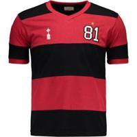 Camisa Flamengo Retrô 1981 Libertadores - Masculino