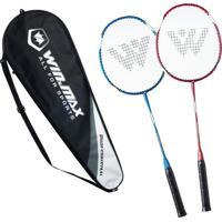 Raquete Badminton Winmax Wmy51012Z2 Azul