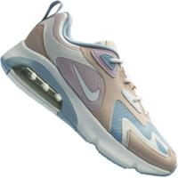 Tênis Nike Air Max 200 - Feminino - Azul/Marrom Cla