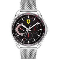 Relógio Scuderia Ferrari Masculino Aço - 830684
