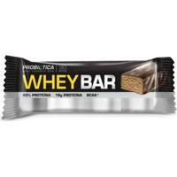 Barra De Proteína Whey Bar Low Carb 40G - Probiótica - Côco - Unissex