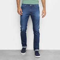 Calça Jeans Colcci Rodrigo Masculina - Masculino-Azul