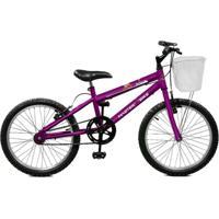 Bicicleta Master Bike Aro 20 Serena Freio V-Brake - Feminino
