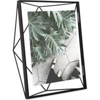 Porta-Retrato Prisma 20X25 Cm Preto