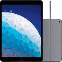 Tablet Apple Ipad Air 3º Geração 10.5'' Wi-Fi 256Gb Cinza Espacial Muuq2