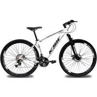 Bicicleta Aro 29 Ksw - 21V - Cambios Index - Unissex