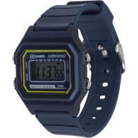 Relógio Digital X Games Xkppd073 - Infantil - Azul Escuro