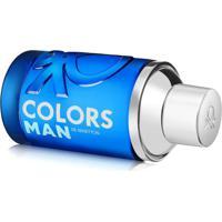 Perfume Benetton Colors Man Blue Masculino Eau De Toilette