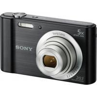 Câmera Digital Sony Dsc-W800 20Mp/5X/Hd Preto