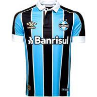 Camisa Umbro Grêmio Oficial 1 2019 Atleta Game