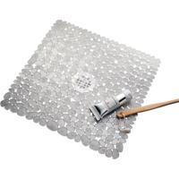 Tapete Banheiro Interdesign Plastico Transparente