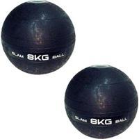 Bolas Medicine Slam Ball Para Crossfit 8Kg Liveup - Unissex