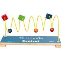 Brinquedo Educativo Aramado Espiral - Carlu