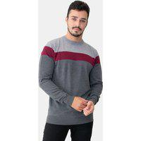 Suéter Masculino Listrado 7105