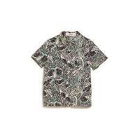 Camisa Selva Est Selva Fundo Colorido