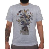 And From The Chaos - Camiseta Clássica Masculina