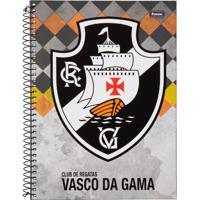Caderno Foroni Vasco Escudo 15 Matérias