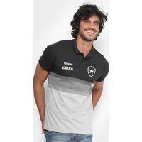cca29c95fa28c Camisa Polo Botafogo Viagem Topper Masculina - Masculino