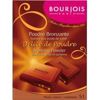 Pó Bronzeador Bourjois Delice De Poudre Claires/Medianes