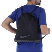 Gym Sack Nike Vapor 2.0 - 12 Litros - Preto