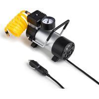 Compressor Ar 12V 20L/Min 100Psi 3 Bicos Multilaser Au616