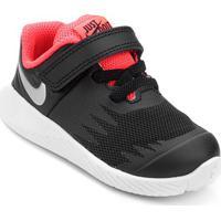 Tênis Infantil Nike Star Runner Masculino - Masculino-Preto+Prata