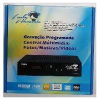 Conversor Digital Para Tv Com Visor Led Hdmi E Usb Com Antena
