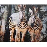 Quadro Zebras África Fullway 80X100