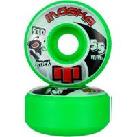 Roda Moska Green Rock 55 - Unissex