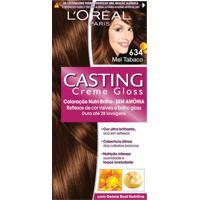 Tintura Loreal Casting Creme Gloss 634 Pão De Mel
