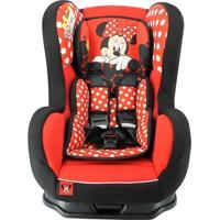 Cadeira Para Auto De 0 A 25 Kg - Cosmo Sp - Minnie Mouse - Disney - Team Tex - Feminino