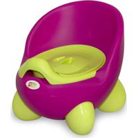 Troninho Penico Infantil Soft Baby Style Soft Rosa