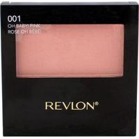 Blush Revlon Powder 001 Oh Baby! Pink - Unissex-Incolor