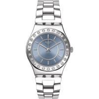 Vivara  Relógio Swatch Feminino Aço - Yls206G dfa4733a8c