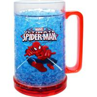 Caneca Gelo Ultimate Spider Manâ®- Vermelha & Azul- 4Zona Criativa