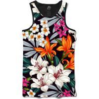 Camiseta Bsc Regata Garden Full Print - Masculino