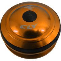 Caixa Movimento De Direção Cly 04 Ahead Over Semi-Integrado 1.1/8 Dourado