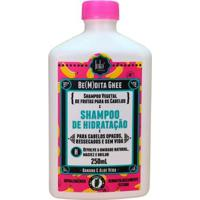 Shampoo De Hidratação Lola Cosmetics Be(M)Dita Ghee Banana E Aloe Vera - 250Ml - Unissex-Incolor
