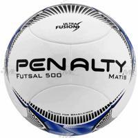 4822fe3273b19 Netshoes  Bola De Futsal Penalty Matís 500 Ultra Fusion - 520182 - Unissex