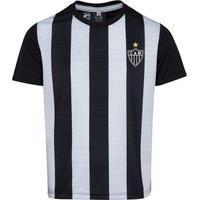 Camiseta Do Atlético-Mg Júnior Braziline Wag
