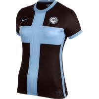 Camisa Nike Corinthians Iii 2020/21 Torcedor Pro Feminina