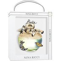 Perfume Feminino Bella Collector Nina Ricci Eau De Toilette 50Ml - Feminino-Incolor