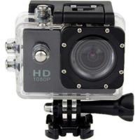 Câmera Dagg Filmadora Esportiva Tipo Gopro - Sports 1080Hd - Preta Sem Wifi