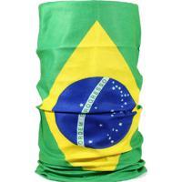 Bandana 3Z Brasil Verde