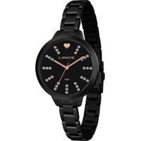 Relógio Lince Urban Lrn4667Lp1Px Feminino - Feminino-Preto