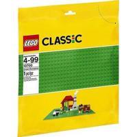 Lego Classic Base De Construção - Unissex-Verde