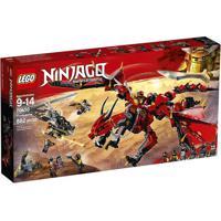 Lego Ninjago - Firstbourne - 70653 Lego 70653
